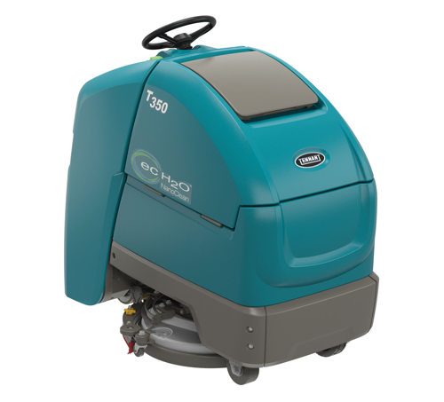 TENNANT T350 Scrubber Stand On Floor