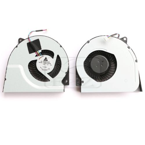 ASUS Laptop New Fan Processor ASUS N46 N46VB N46VJ N46E KSB0705HB BM1R (4 PIN)