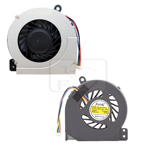 DELL Laptop NEW Fan Processor VOSTRO 1014 1015 1018 1088 XR-DE-1014FAN M408C Series (4 PIN)