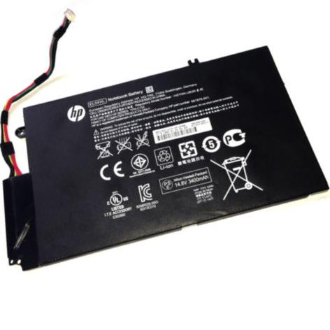 HP Laptop Original Battery ENVY4 EL04XL HSTNN-UB3R HSTNN-IB3R Black