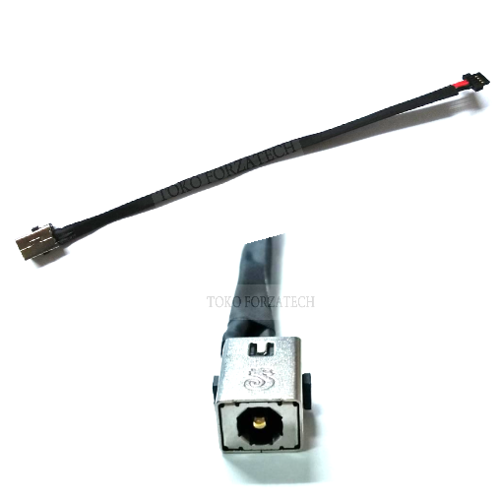 LENOVO Laptop 100S ChromeBook-11IBY 80QN DC Power Jack With Cable  (4.0*1.7mm) DDNL6BAD001 New.