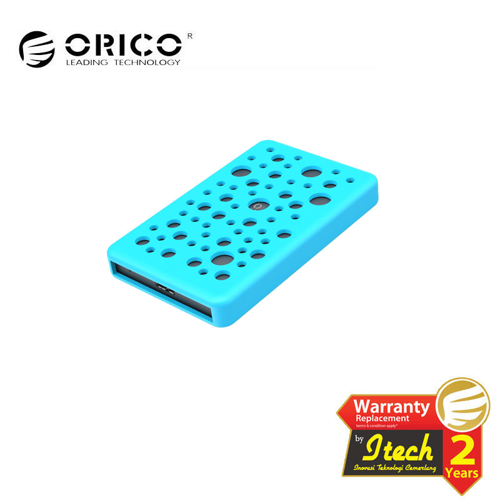 ORICO 2789U3 2.5 inch USB3.0 Hard Drive Enclosure with Silicone Cover