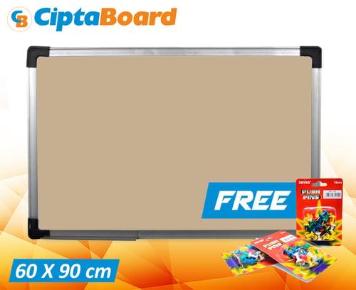 CIPTA BOARD Softboard Classic 60 x 90
