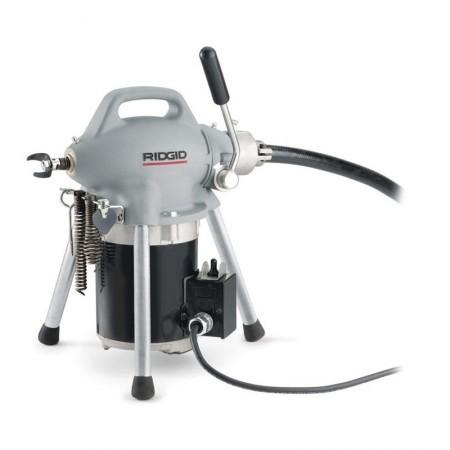 RIDGID Drain Cleaner K-50-8 230V 45118/76495 RI0000101