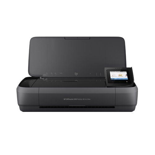 HP OfficeJet 250 Mobile All-in-One CZ992A