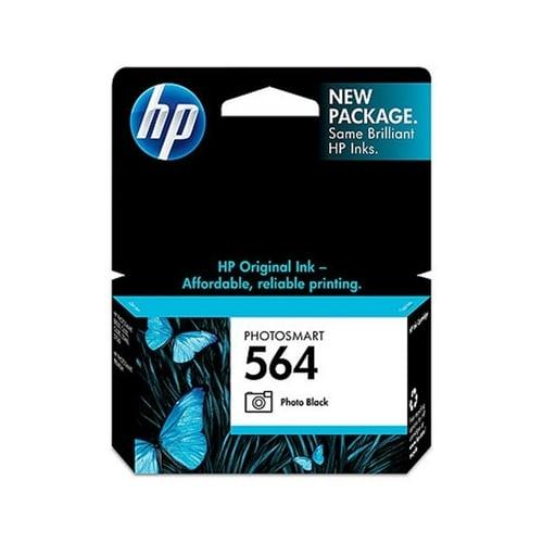 HP Tinta Ink Cartridge Original 564 CB316WA Black