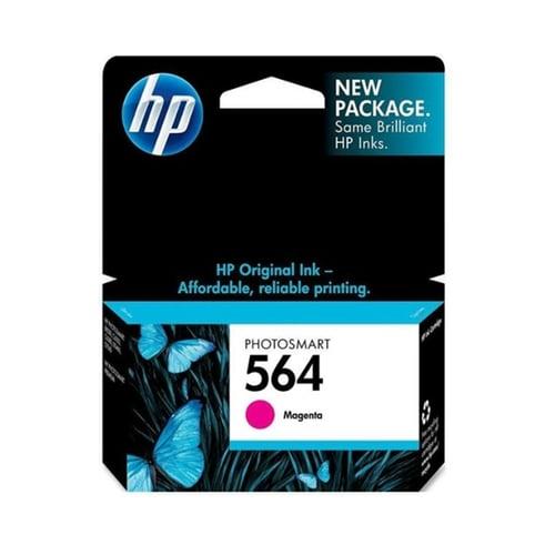 HP Tinta Ink Cartridge Original 564 CB319WA Magenta