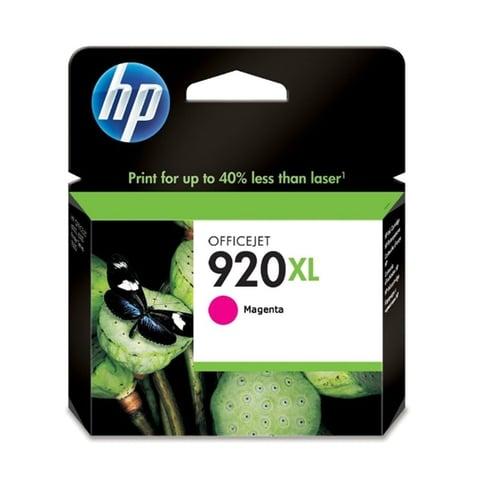 HP Tinta Ink Cartridge Original 920XL CD973AA Magenta