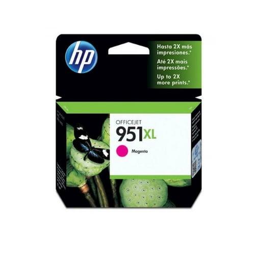 HP Tinta Ink Cartridge Original 951XL CN047AA Magenta