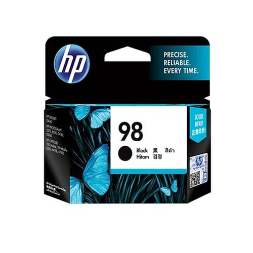 HP Tinta Ink Cartridge Original 98 C9364WA Black