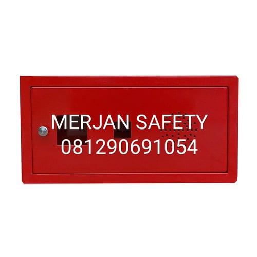 JUAL LOCAL COMBINATION BOX ONLY STEEL SLOT FIRE ALARM PEMADAM KEBAKARAN API HARGA MURAH