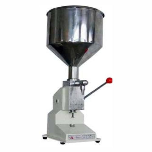 AUI A03 Filling Machine For Liquid/Paste (Mesin Pengisi Cairan pada kemasan ke Botol, Plastik, dll)