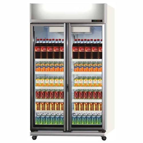 GEA EXPO-1050AH/CN Display cooler/display chiller/showcase/pendingin minuman