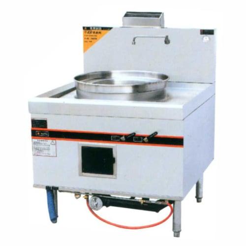 Getra CS-9095 Gas Tim Sum Blower Steamer/mesin pengukus