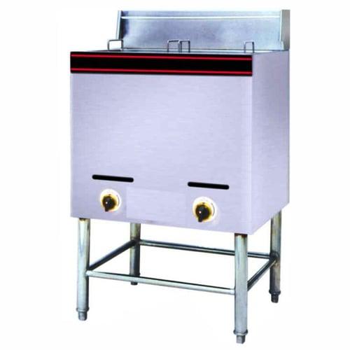 Getra GF-74 Gas Deep Fryer Free standing/penggorengan kentang,ayam,sosis,dll