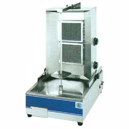 Getra HGV-790 Gas Kebab Grill/mesin pemanggang daging kebab