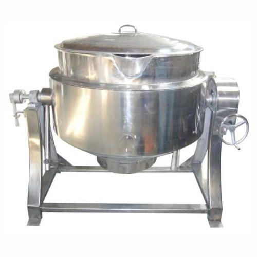 Getra RC-3E Gas Tilting Kettle/alat pemasak makanan dalam jumlah besar