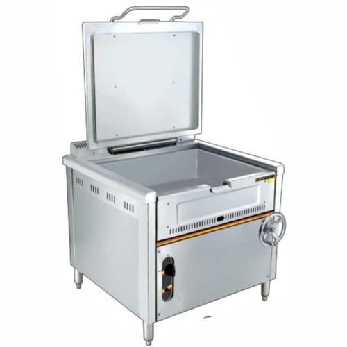 Getra TP3237 Gas Tilting Pan/alat pemasak makanan dalam jumlah besar