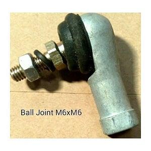 Ball Joint ( Kokel ) M6xM6 R / L