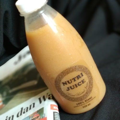 satuherbal Juice Herbal Nutri Juice