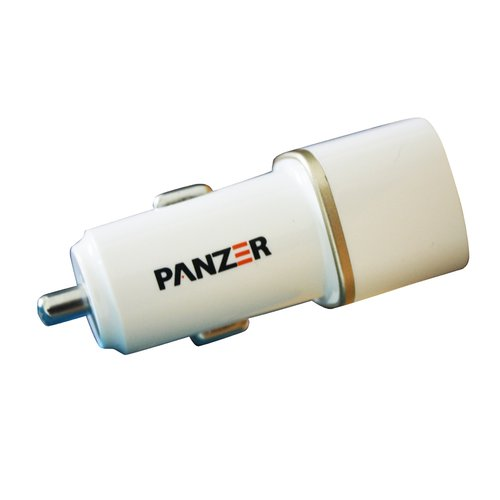panzer Smart Car Charger 2 USB 2.4A Fast Charging