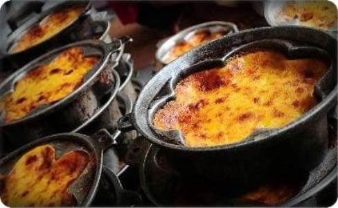 Loyang Kue Tradisional Bingke Cetakan Bingka makanan khas