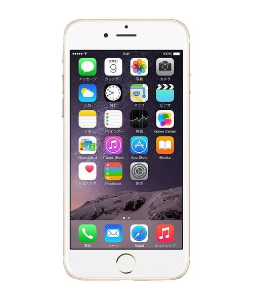 APPLE iPhone 6 Gold 32GB Garansi TAM