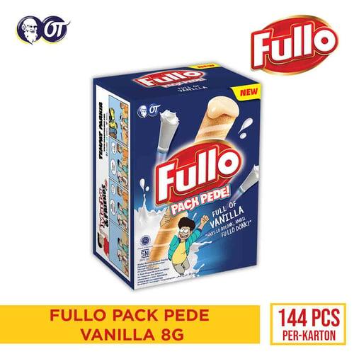 FULLO VANILLA 8GR 1 KARTON ISI 6 BOX