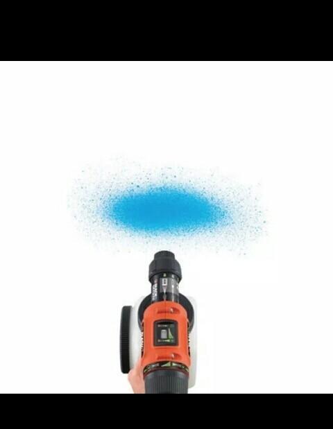 Mesin semprot cat HVLP Sprayer Black and Dacker HVLP400-B1
