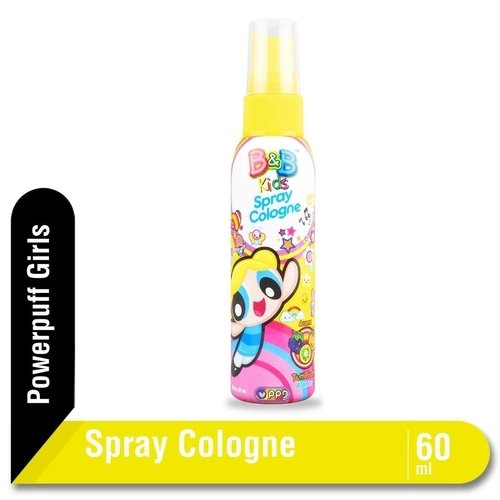 B&B KIDS Spray Cologne Tutti Frutti 60ml
