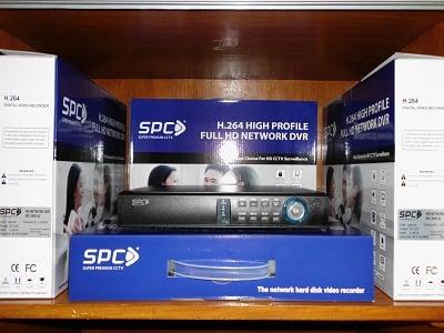SPC Digital Video Recorder DVR 8 CH