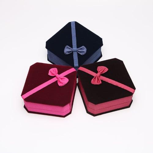 Kotak Perhiasan Gelang dan Anting Jewelry Box