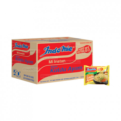 Indomie Kaldu Ayam Isi 40 Pcs