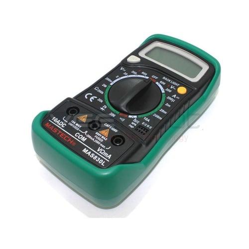 Multi Meter Digital MAS 830L