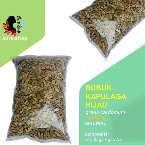 Kapulaga Hijau 1 kg / Green Cardomum