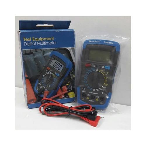 Holdpeak Multi Meter Digital DM-6243L