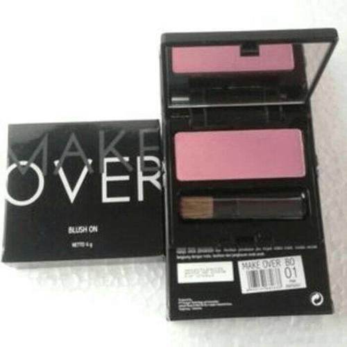 Make Over Blush On - 01 Pink Fantasist 6g