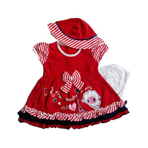 Dress Domba Bayi Set