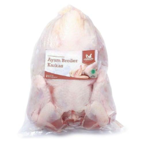 Ayam Broiler Karkas 700 - 800 gram