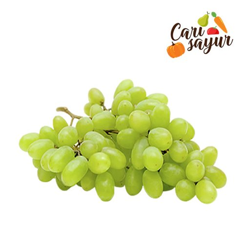 CARI SAYUR - Anggur Hijau (1 kg)