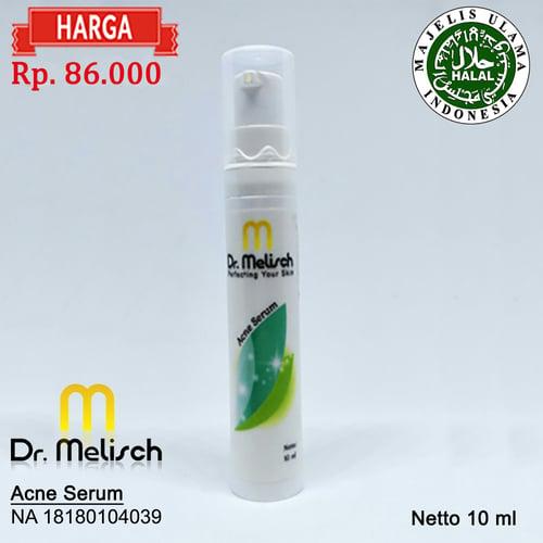Acne Serum Dr Melisch Kualitas Terbaik Untuk Mengurangi Pertumbuhan Jerawat