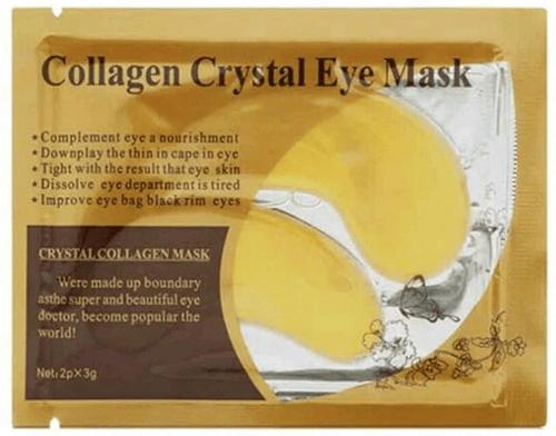 Masker Mata Crystal Collagen