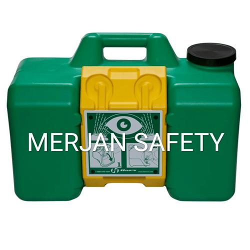 HAWS  EYEWASH MODEL 7501 9 GAL PORTABLE STASTION ALAT PENCUCI MATA RED DRY EMERGENCY PROTECTION GRAVITY FED HARGA MURAH