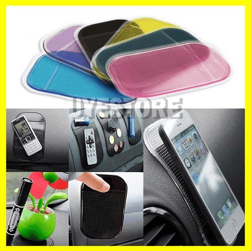 STICKY PAD PHONE CAR ANTI SLIP MAT SUPER Z0159A