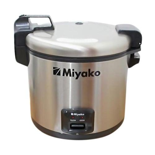 Miyako Magic Com Jumbo Rice Cooker MCG 171 / MG171 - Bubble Wrap 6 L