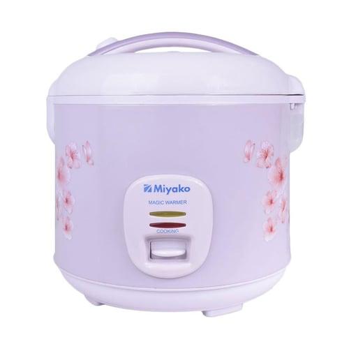 Miyako Magic Com MCM509 / Rice Cooker MCM 509 - Purple - Bubble Wrap 1.8L