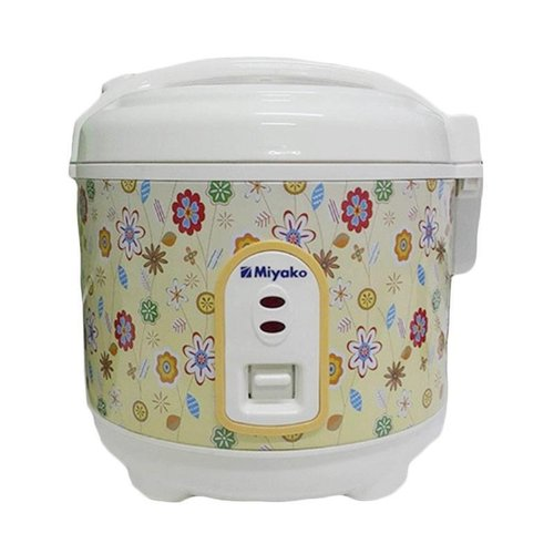 Miyako Magic Com MCM609 / Rice Cooker MCM 609 - Kuning - Bubble Wrap 0.6L