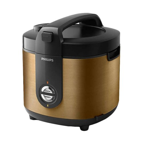 Philips Rice Cooker HD3128 / HD 3128 - Gold