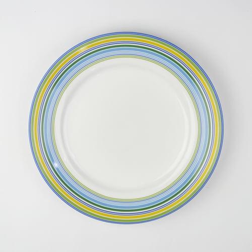 ZEN Piring Makan Keramik Zen Summer Time diameter 27 cm