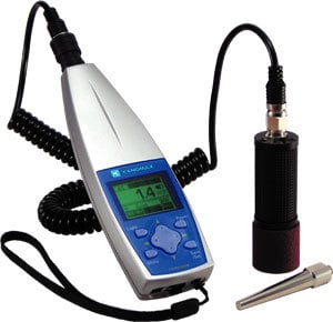 Kanomax 4200-G Vibration Meters